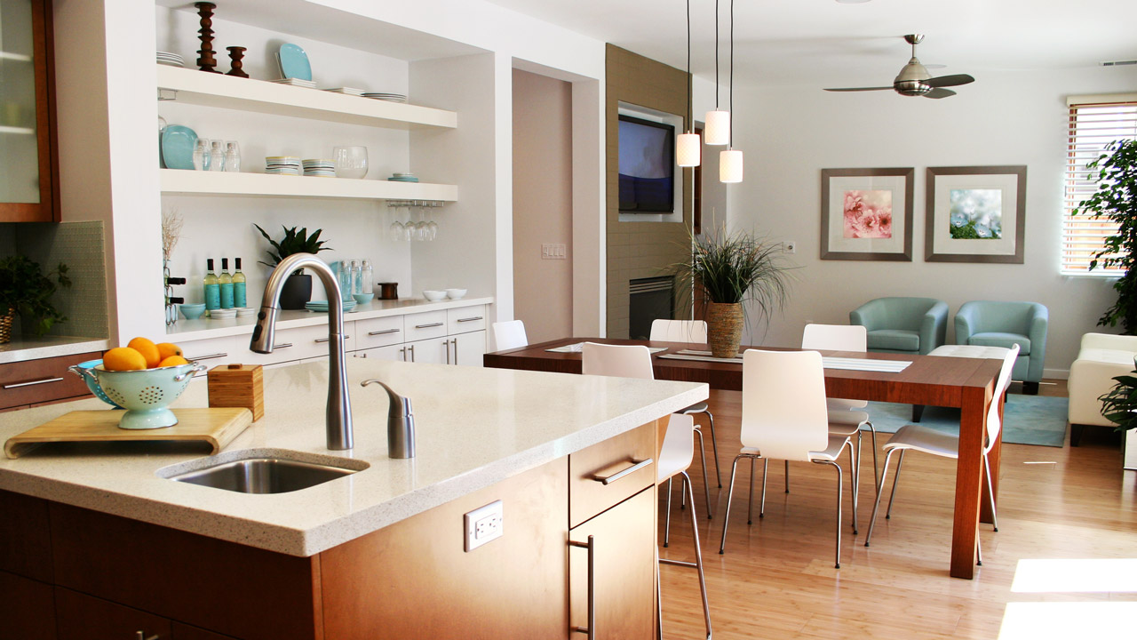 Modern One Bed Apartment