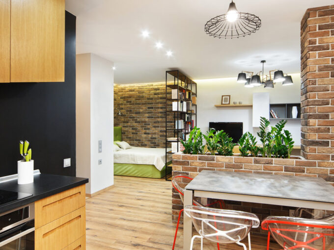Stylish Studio Apartment