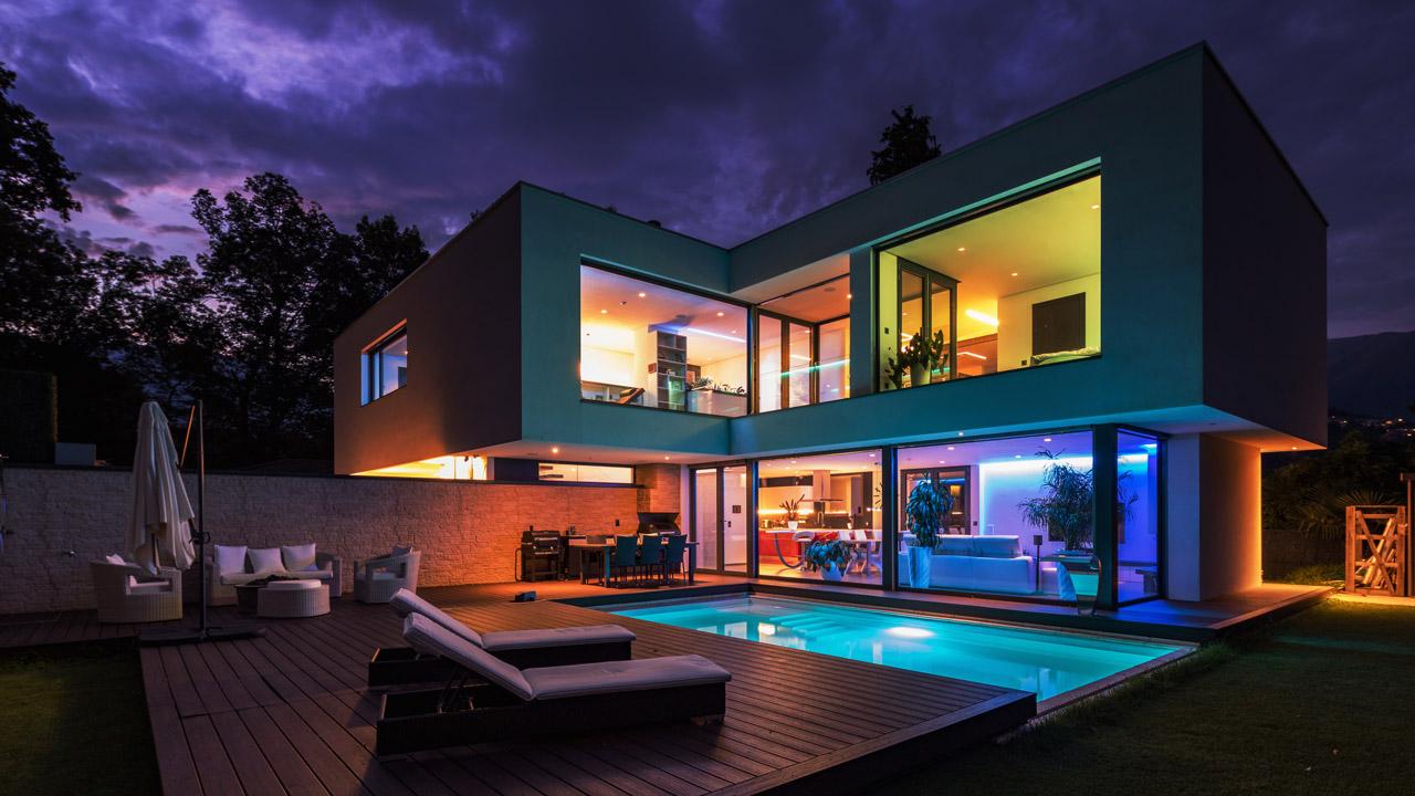 Freshly Built Modern Villa