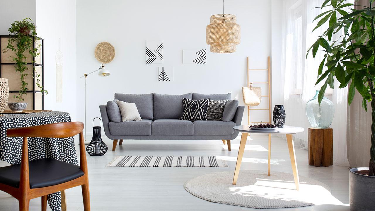 Bright Artistic Apartment