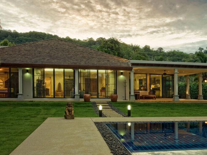 Scenic Bungalow with Calming Ambience